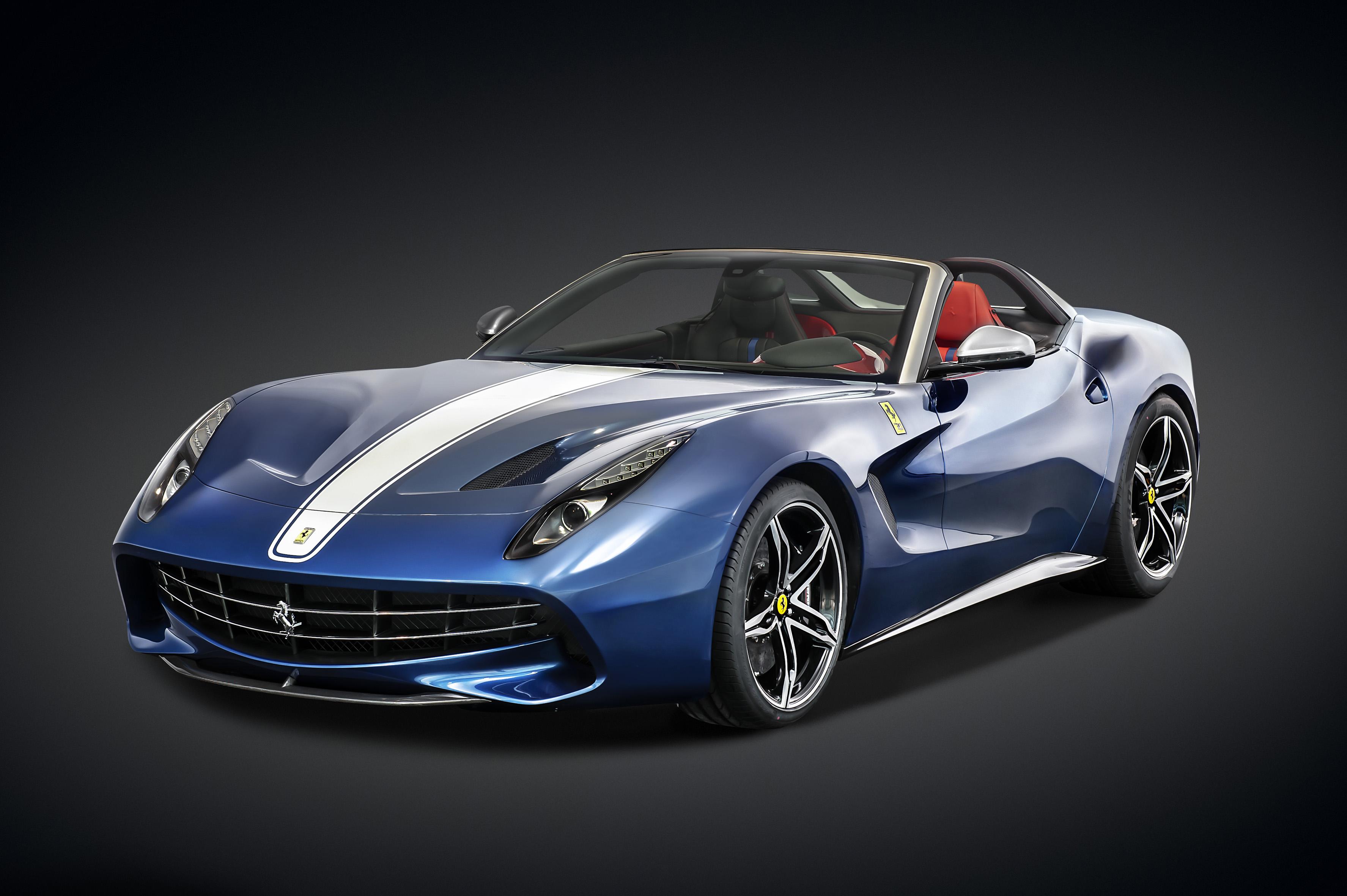F60America per i 60 anni Ferrari in Nord America