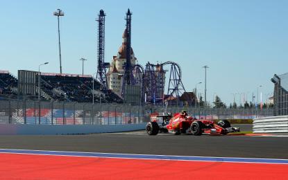 Ferrari: il punto sulla gara di Sochi. #ForzaJules