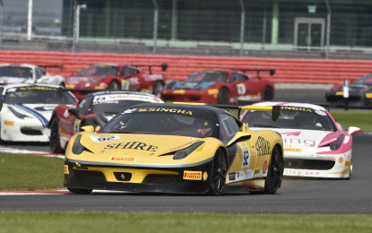 Ferrari Challenge Europe: weekend d'azione in Turchia