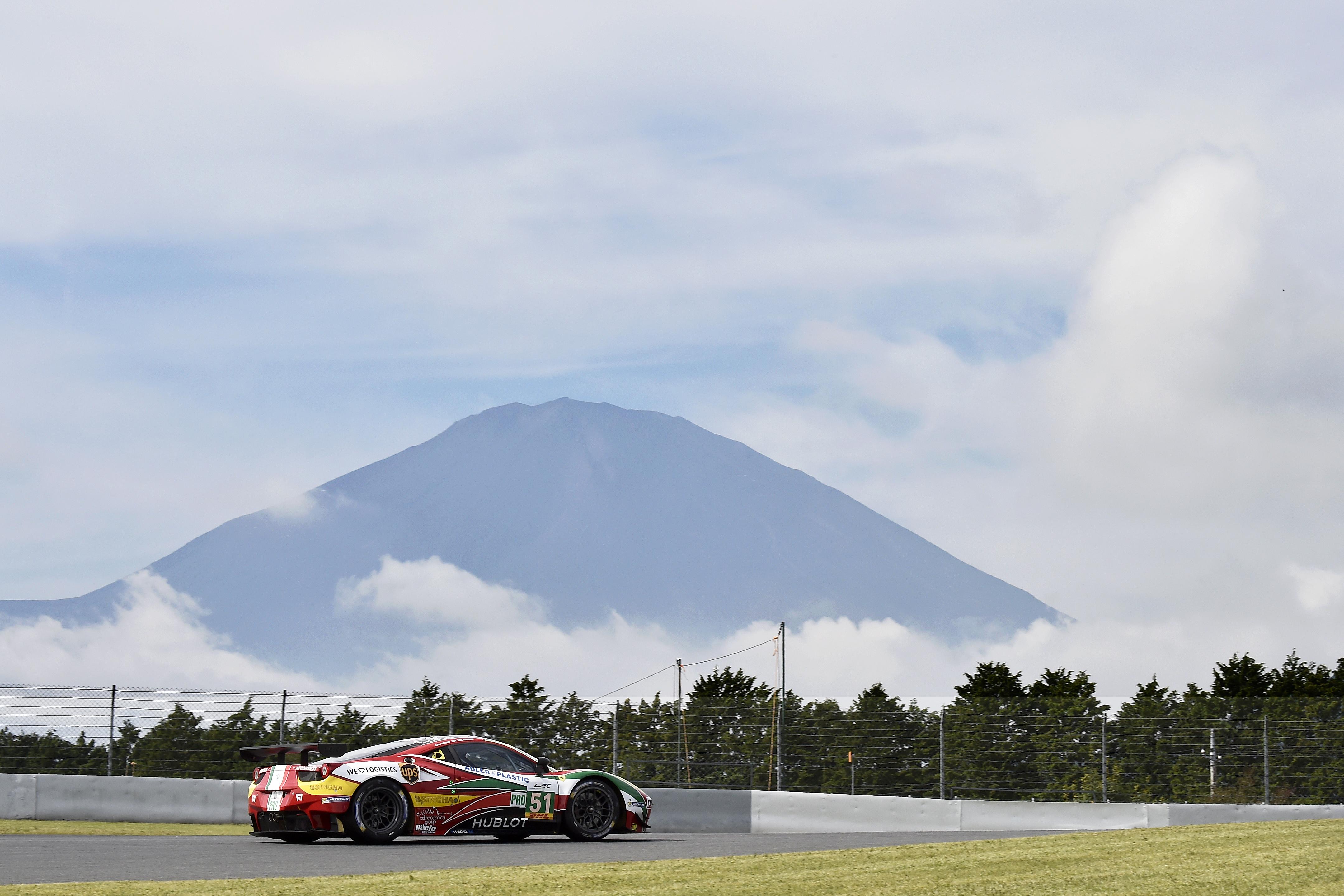 FIA WEC: il Mondiale fa tappa al Fuji