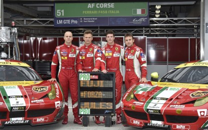 FIA WEC: doppietta Ferrari al Fuji. Tutta per Jules
