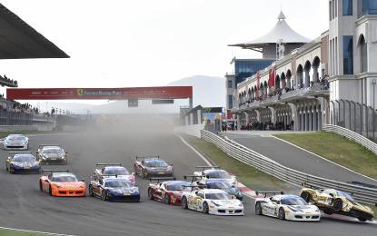 Ferrari Challenge: il punto sul sabato in Turchia