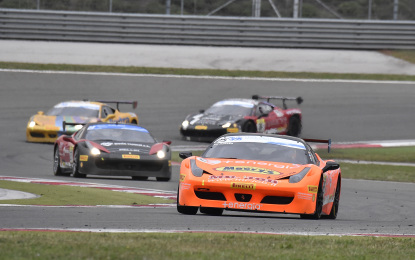 Ferrari Racing Days: domenica intensa in Turchia