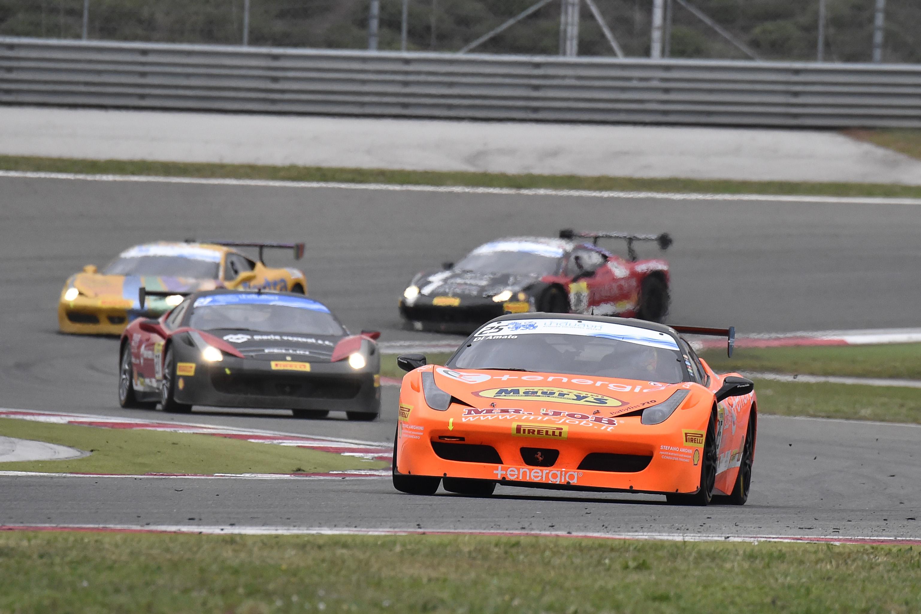 Ferrari Racing Days: domenica intensa in Turchia