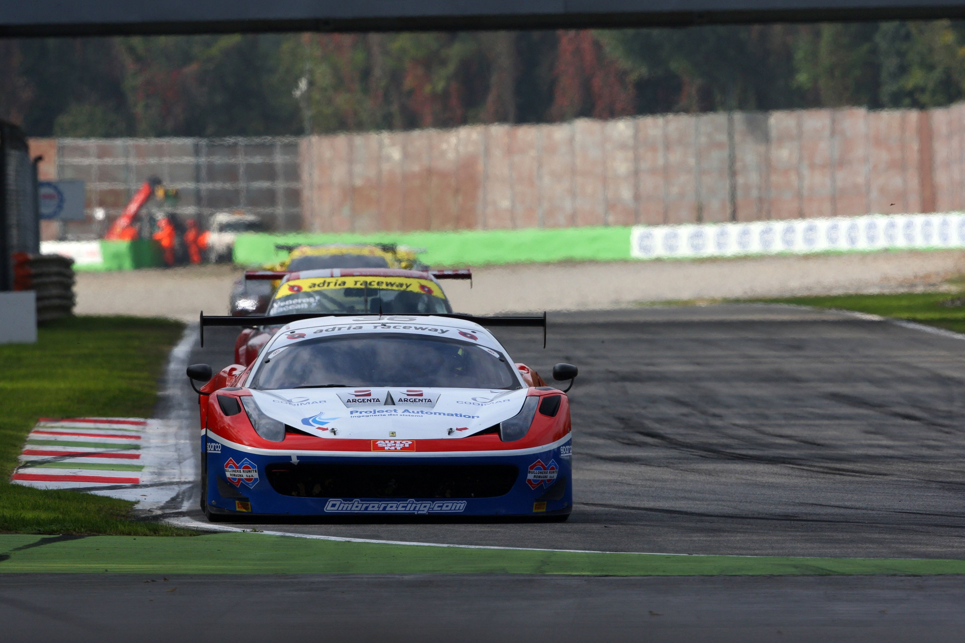 GT: la Ferrari vince il Costruttori. Titolo Piloti in sospeso…
