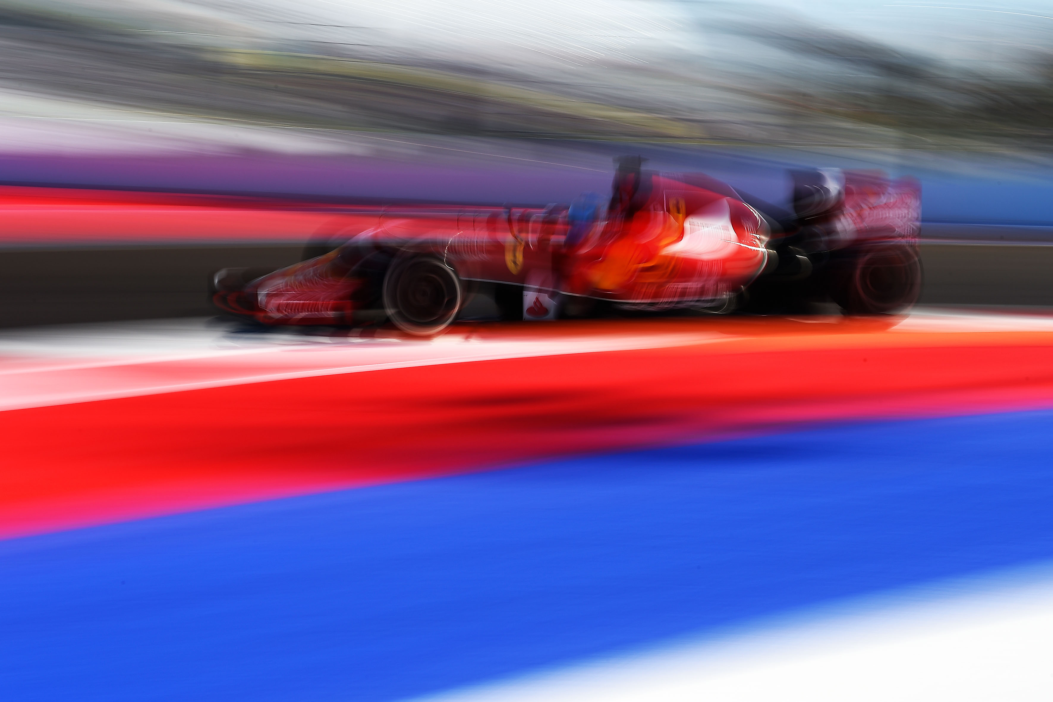 Ferrari: quarta fila tutta Rossa a Sochi