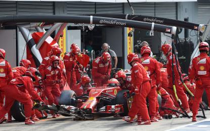 Giappone: anteprima Ferrari