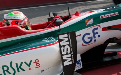 Formula 3: infortunio per Antonio Fuoco in Gara 2