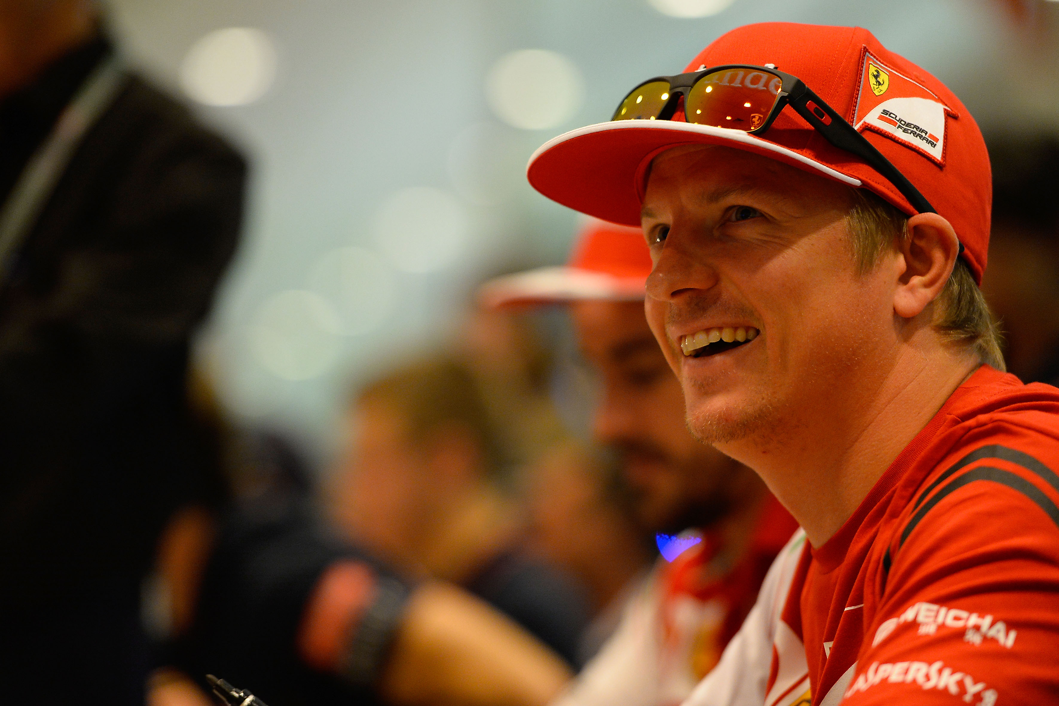 "Raikkonen: ""Ho fiducia al 100% nella Ferrari"""