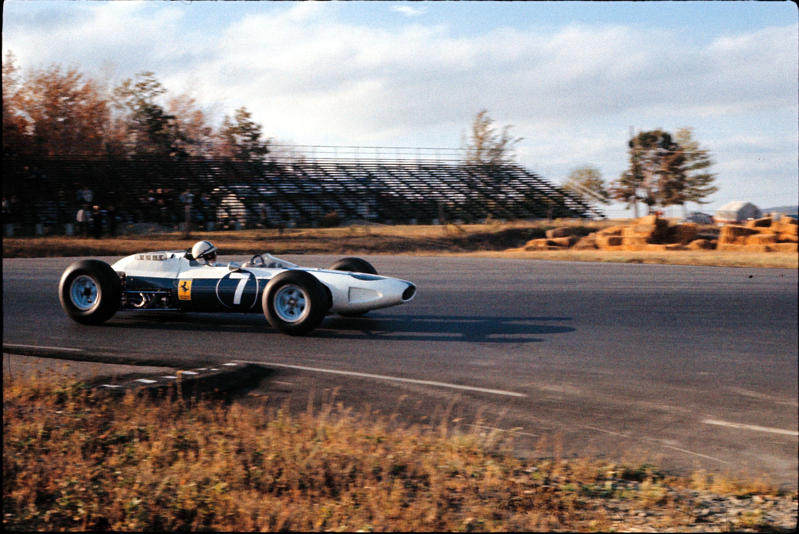50 anni fa l'impresa di Surtees