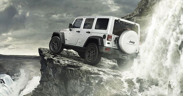 Jeep: autonomy in off-road sulle montagne Paralimpiche