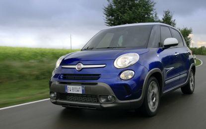 """Fiat 500L: """"La famiglia è il viaggio più bello"""""""