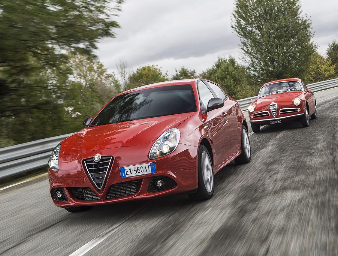 Alfa Romeo Giulietta Sprint: tributo alla leggenda