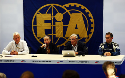 FIA: nell'Accident Panel anche Domenicali, Brawn e Saillant