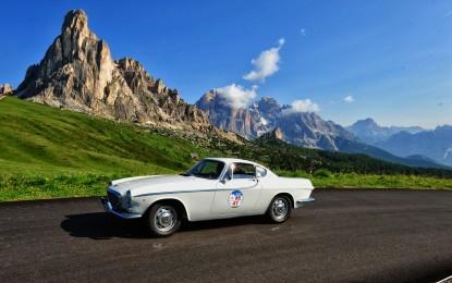 Volvo ad Auto Moto d'Epoca tra passato e futuro
