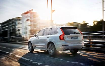 Volvo Cars: brand premium con crescita record nella Top 5