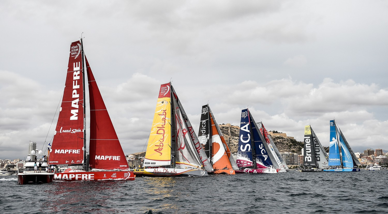 Volvo Ocean Race: partiti!