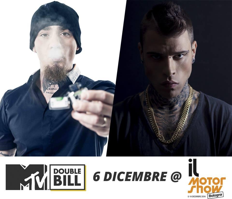 MTV con J-Ax e Fedez al Motor Show 2014