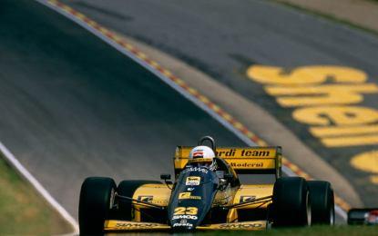 Minardi ricorda Andrea De Cesaris