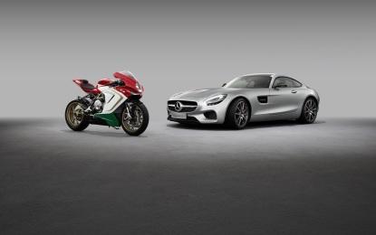 Mercedes-AMG e MV Agusta: annuncio ufficiale!