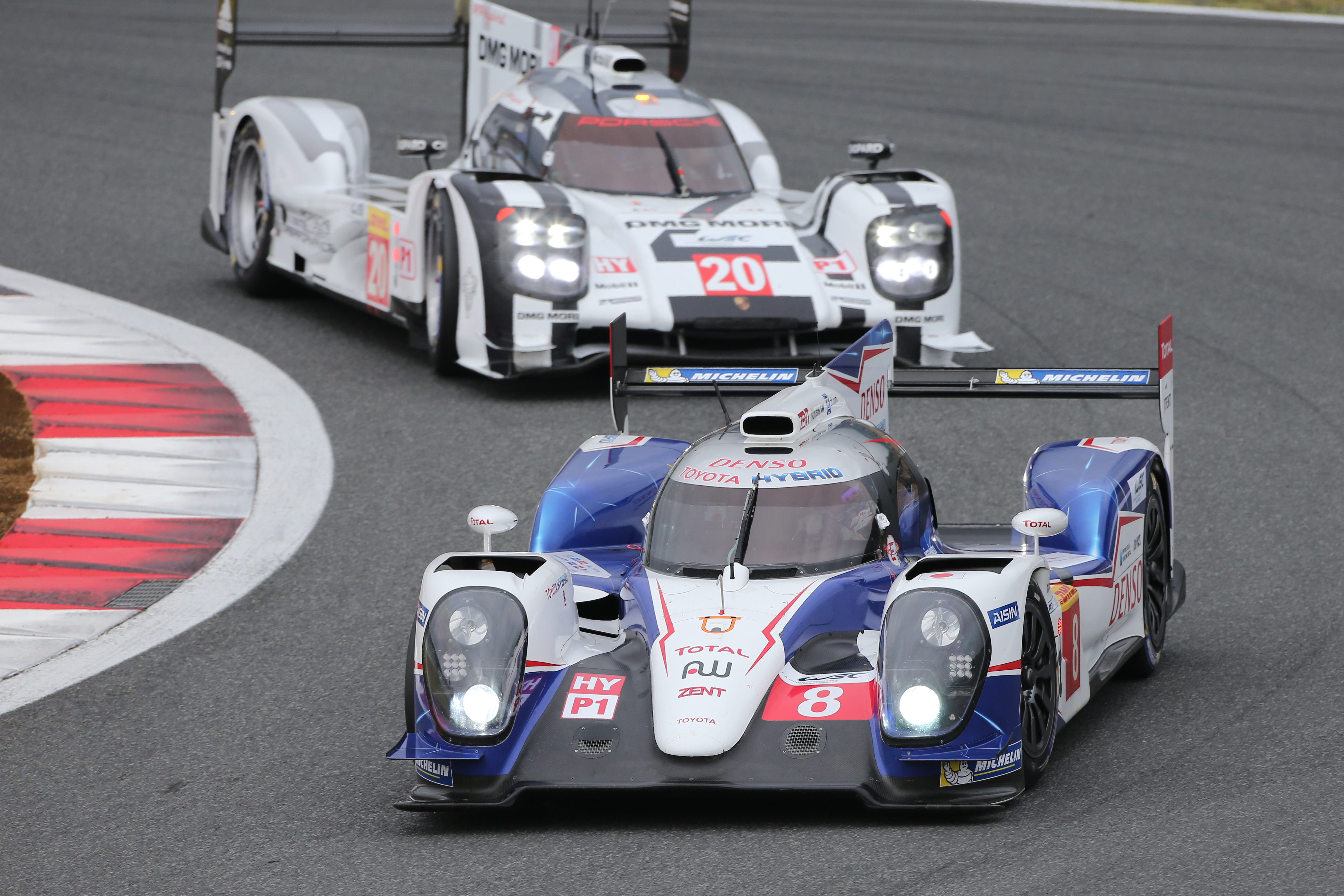 WEC: hat-trick per Toyota Racing al Fuji
