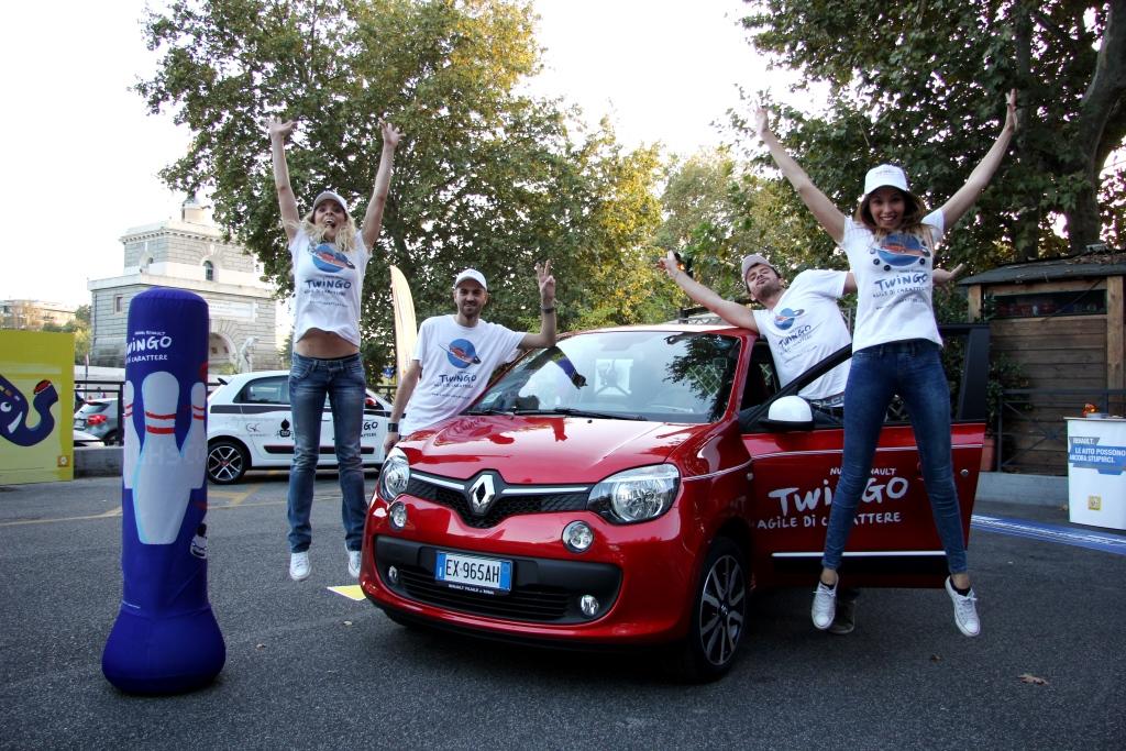 Nuova Renault Twingo #AgileDiCarattere