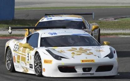 Ferrari Challenge: weekend positivo per Rossocorsa in Turchia