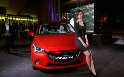 Mazda star al festival del cinema di Roma