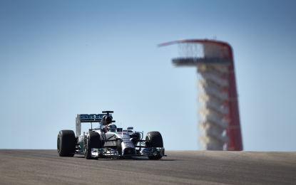 USA: libere nel segno di Hamilton e Mercedes. Alonso 3°
