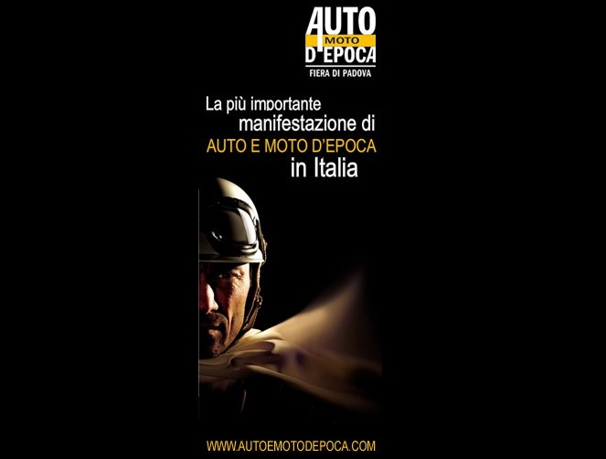 Auto e Moto d'Epoca sempre più internazionale
