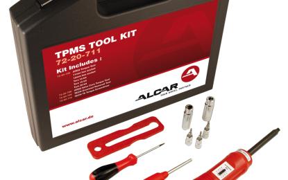 "ALCAR presenta ""Service Kit"" e ""Tool Kit"""