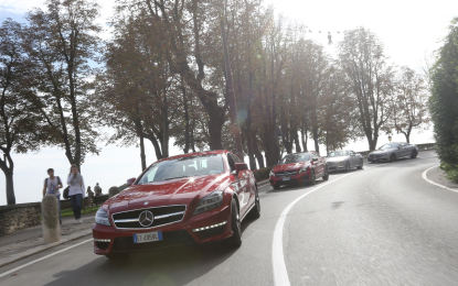 #AMG&friends: il Performance Tour di Mercedes-AMG