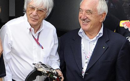 A Sir Frank Williams il Brembo Award 2014