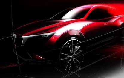 Mazda CX-3: debutto al Motor Show di Los Angeles