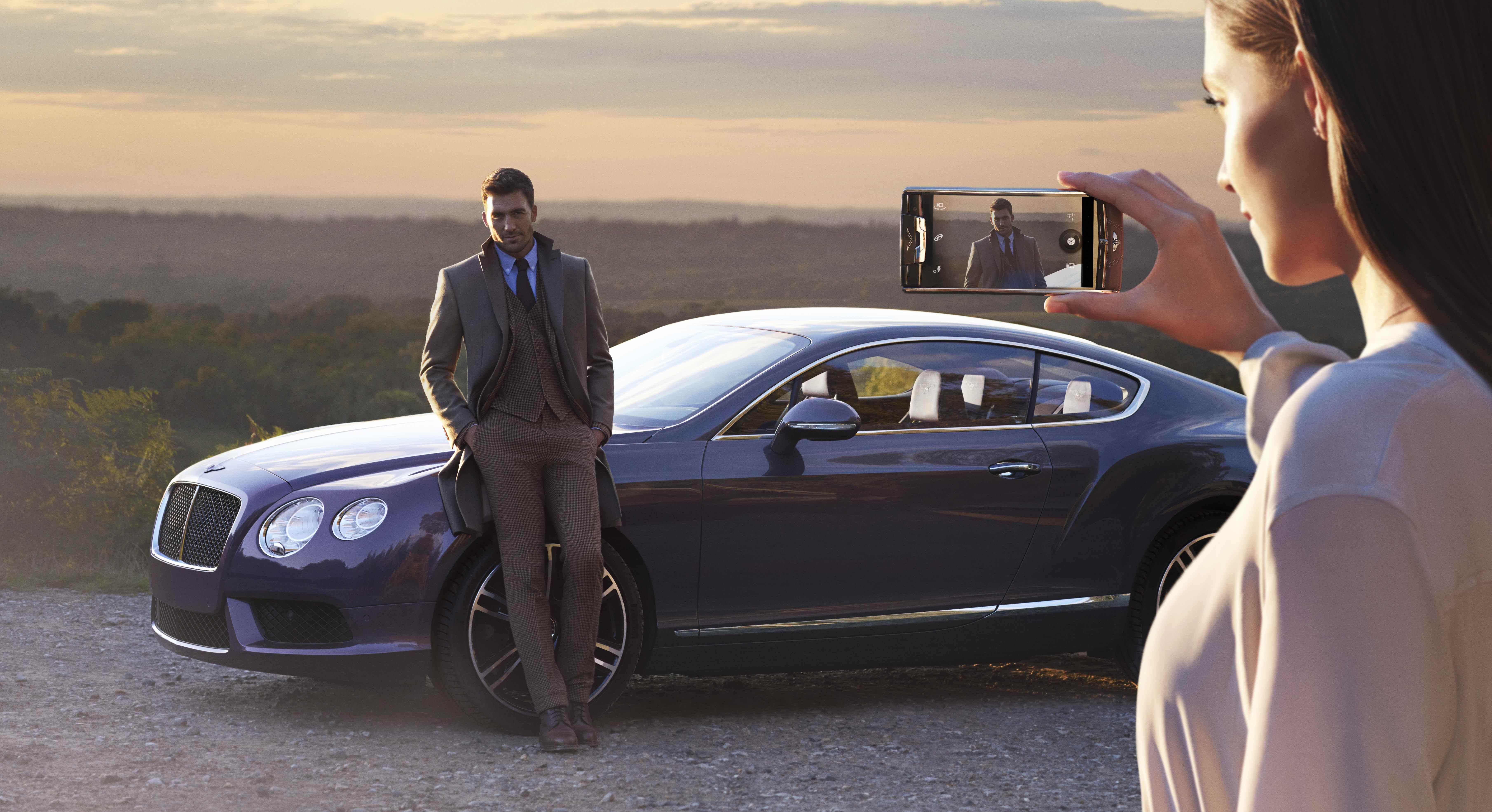 Vertu for Bentley: uno smartphone davvero speciale
