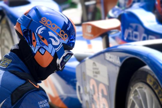 Sparco: nuovi caschi per i meccanici a Estoril