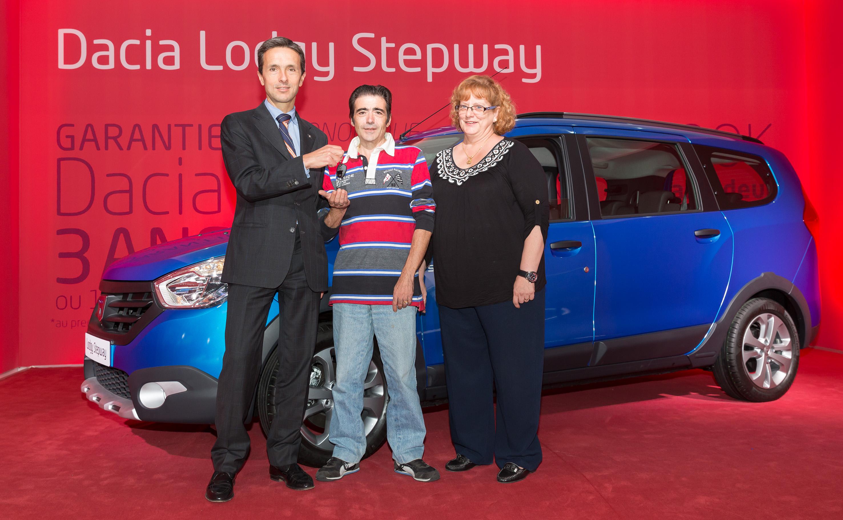 Dacia: oltre 3 milioni di vendite dal 2004