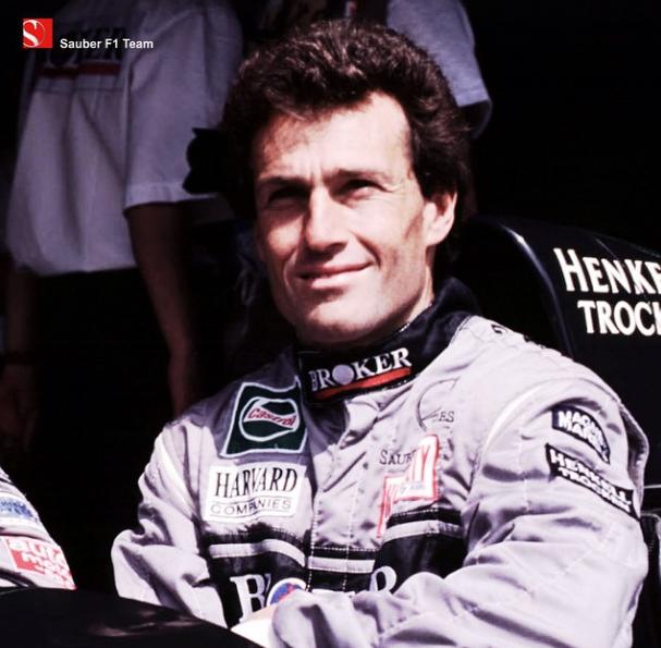 Peter Sauber ricorda Andrea De Cesaris