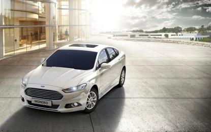 Ford Mondeo Titanium lancia la sfida al mercato business