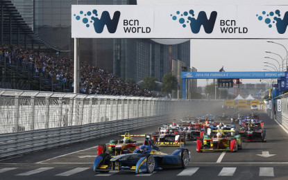 Formula E: è il momento del fanboost per l'ePrix di Putrajaya