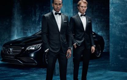 Mercedes AMG Petronas e Hugo Boss: partnership di lusso