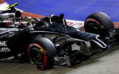 F1: le mescole per gli ultimi tre GP 2014