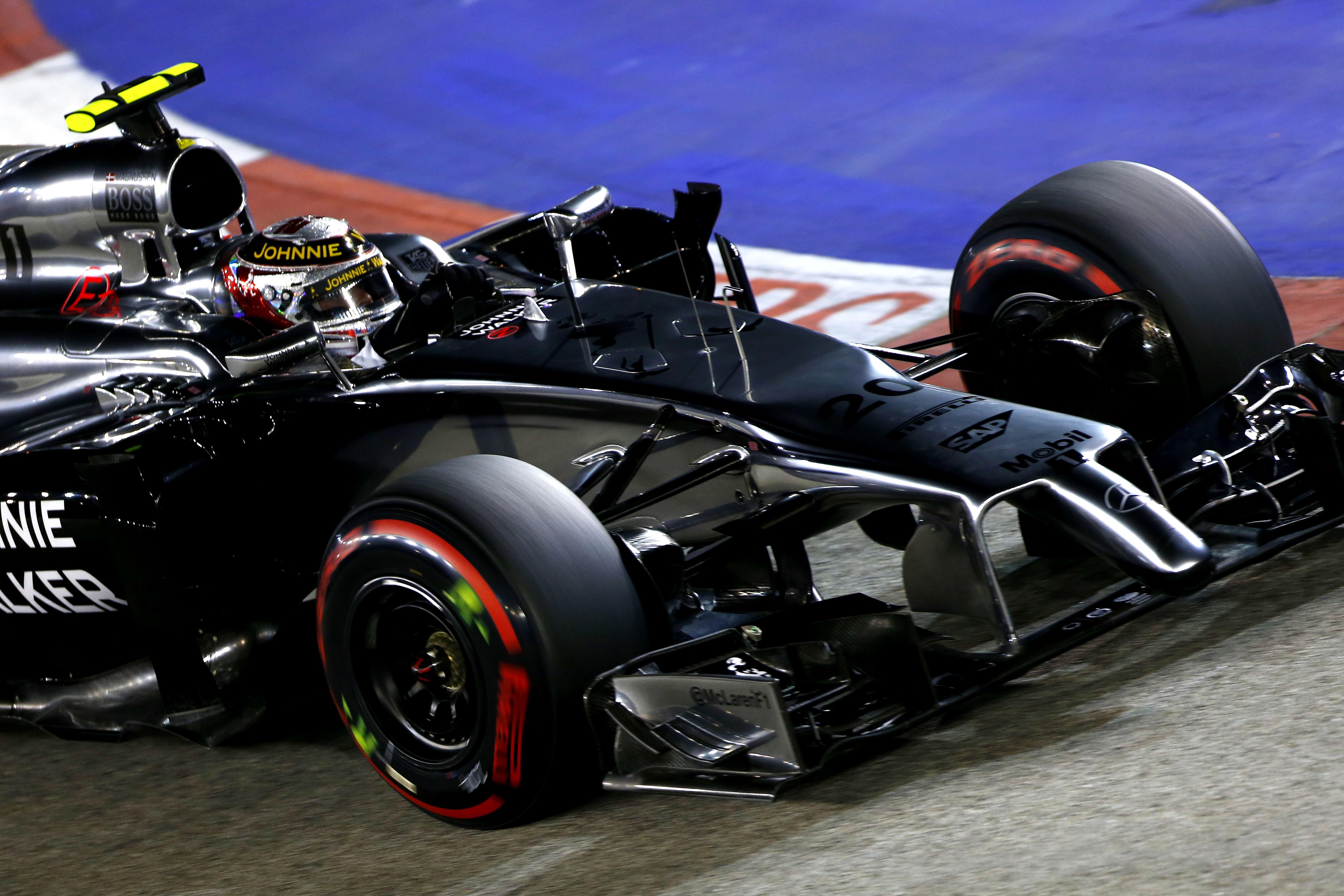 La McLaren prende tempo fino al 1° dicembre