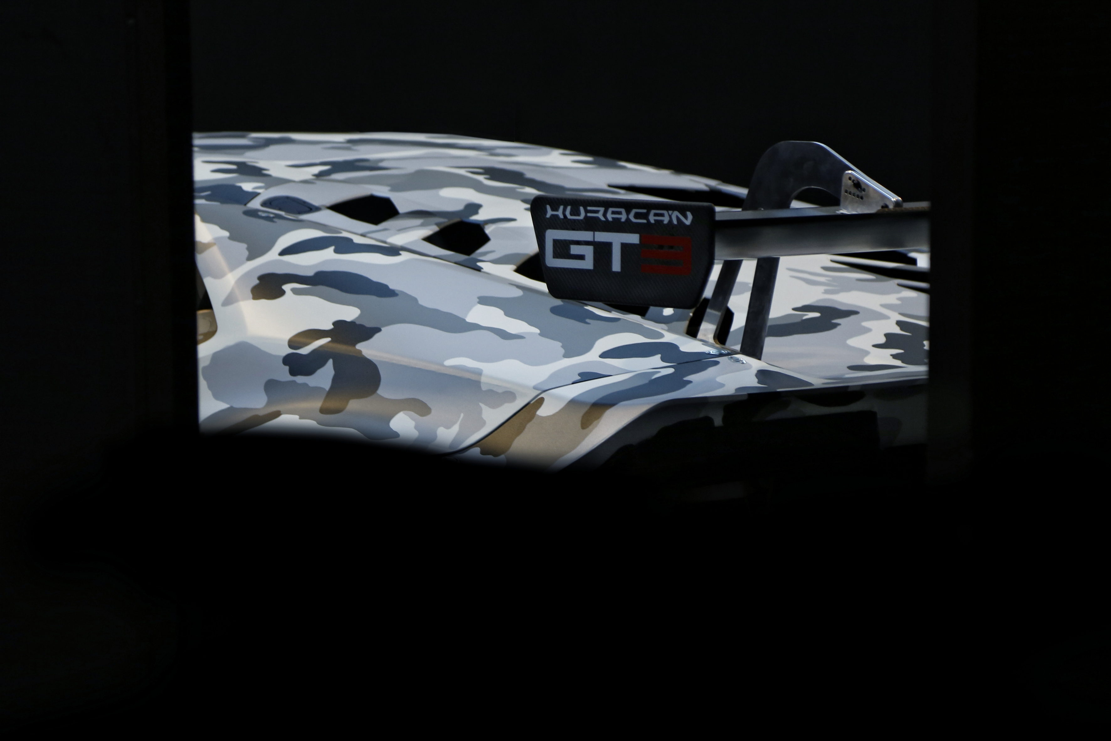 Nuova Lamborghini Huracán GT3: debutto a Vallelunga