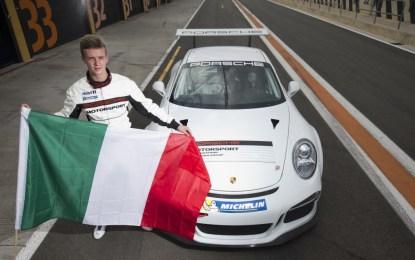 Matteo Cairoli in Porsche Mobil 1 Supercup nel 2015