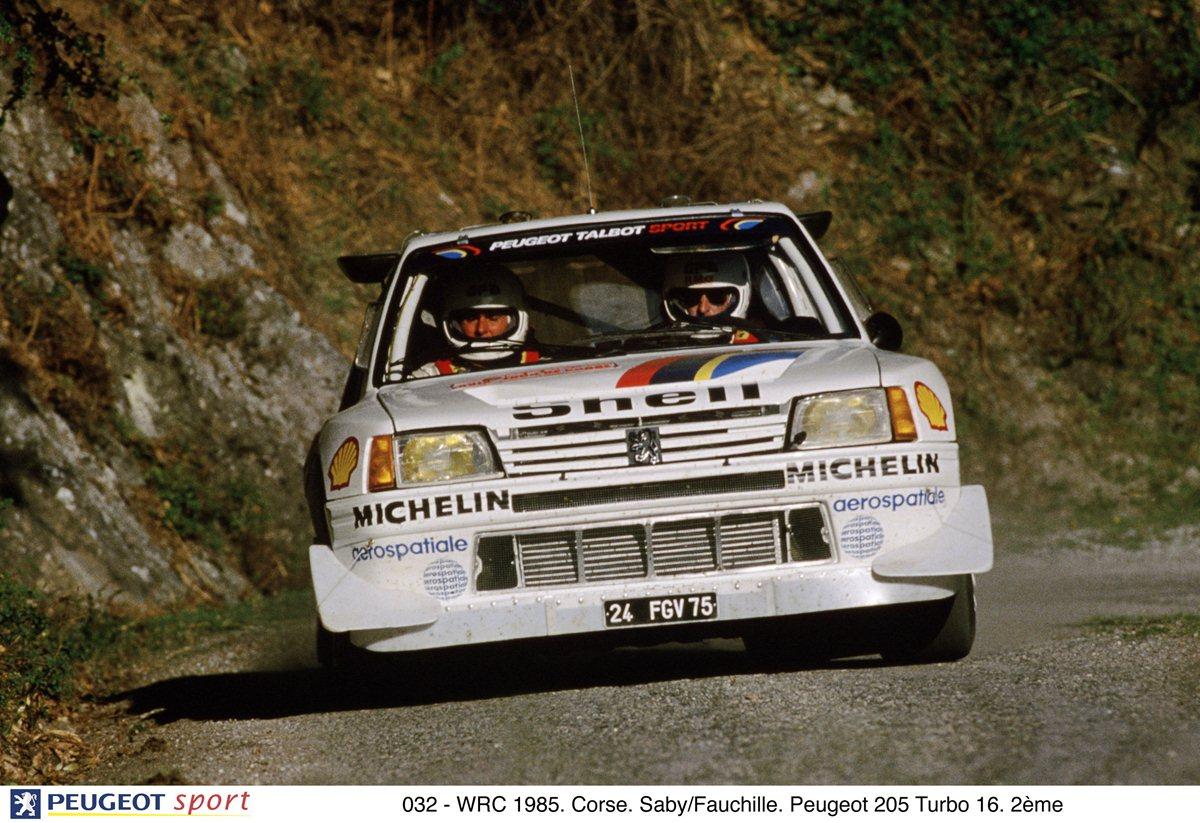 Peugeot: 30 anni di Turbo 16 ad Auto Moto d'Epoca