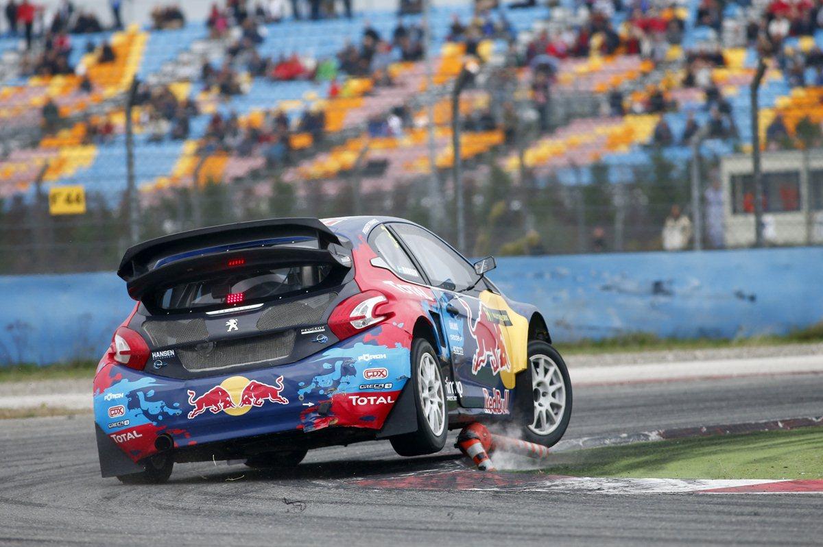 Rallycross: 208 T16 WRX seconda in Turchia