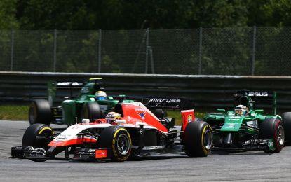 Ecclestone: Marussia e Caterham assenti negli USA