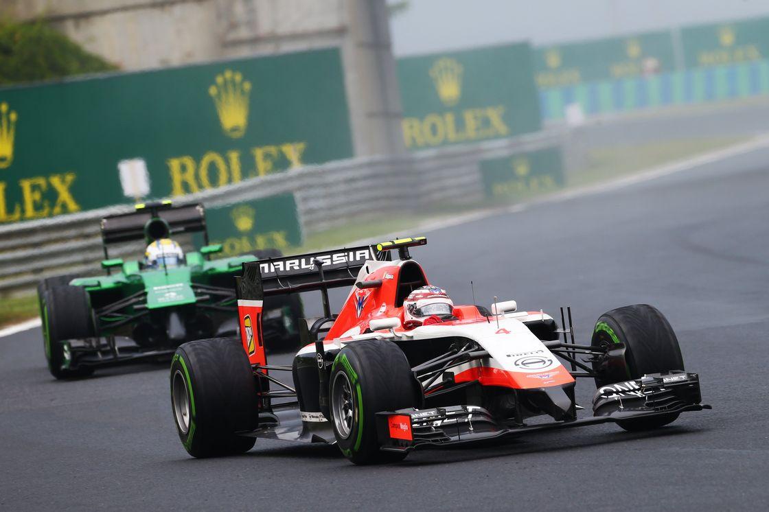 Minardi: Caterham, Marussia e la crisi della Formula 1