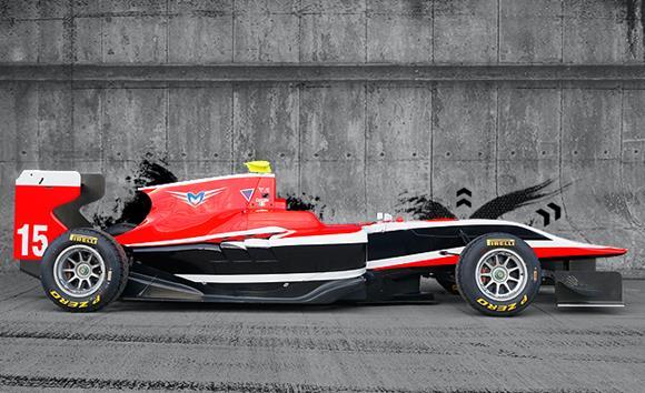 Il team Marussia GP3 non corre nel round 8 a Sochi